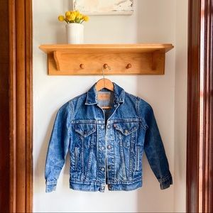 🐎LEVI'S VINTAGE jean jacket